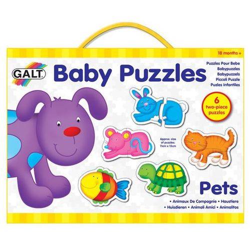 Galt puzzle dziecięce – zwierzątka (5011979526458)