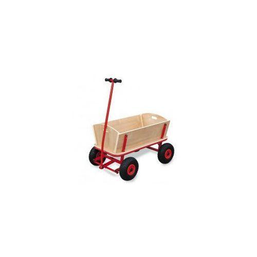 Wóz drewniany z dyszlem herkules marki Legler