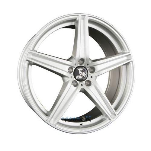 Ultra Wheels UA7 Silver Painted Einteilig 8.50 x 19 ET 32