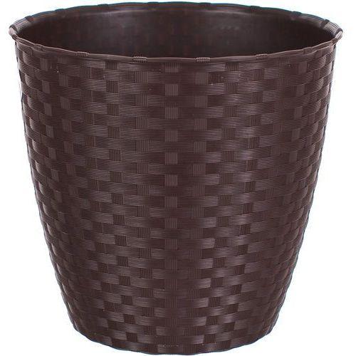 Osłonka vaso natural 24 cm marki Stefanplast