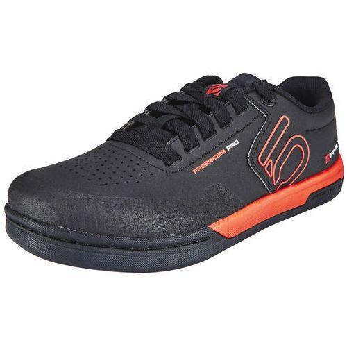freerider pro buty mężczyźni czarny uk 8   42 2018 buty rowerowe marki Five ten