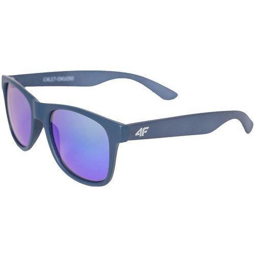 Sportowe okulary przeciwsłoneczne h4l18-oku002 granatowy marki 4f