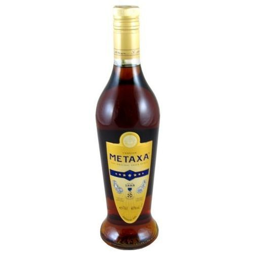 Metaxa Brandy 7* 0,7l