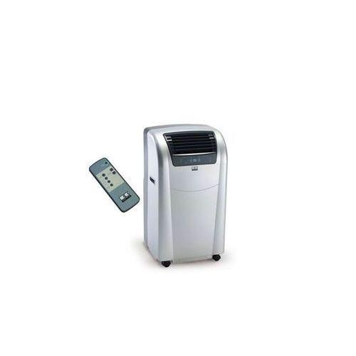 Klimatyzator przenośny Remko RKL 360 S-line - kolor srebrny - wygajność ok. 35 m2
