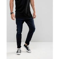 G-Star D-Staq 3D Super Slim Jeans Dark Aged Wash - Black