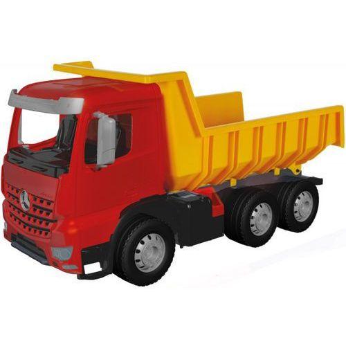 Lena, Mercedes Giants Dump Truck, Wywrotka z blokadą, samochód, 63 cm - produkt z kategorii- Wywrotki