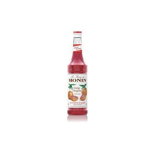 Syrop Monin Czerwona Pomarańcza- Blood Orange 700ml - produkt z kategorii- Napoje, wody, soki