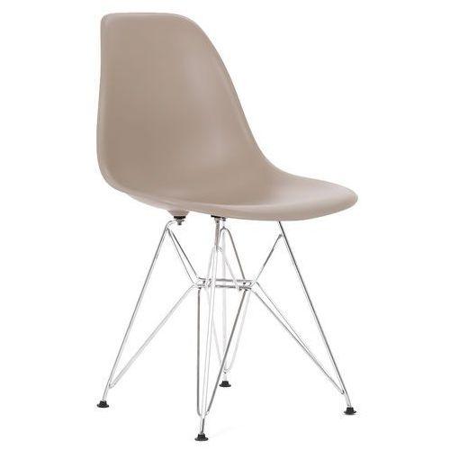 Krzesło Dream Beige Steel