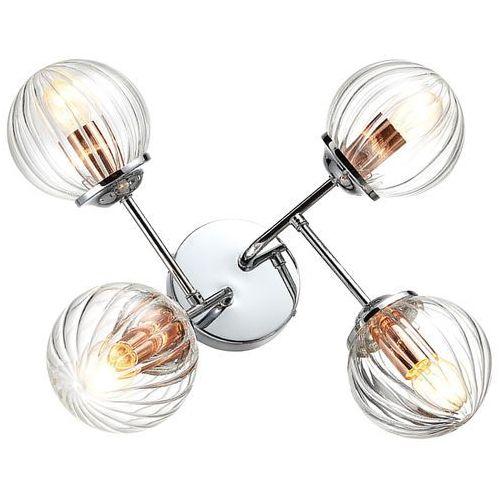 Lampa sufitowa best 34-67265 oprawa szklane kule balls przezroczyste marki Candellux