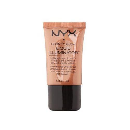 NYX Professional Makeup Born To Glow rozświetlacz odcień 04 Sun Goddess 18 ml