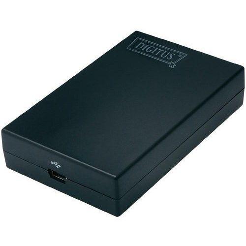 Adapter AV Digitus USB 2.0 - VG (DA-70833) Darmowy odbiór w 20 miastach!, DA-70833