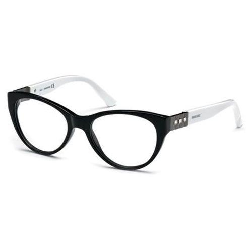 Swarovski Okulary korekcyjne sk 5099 01b