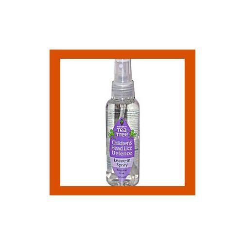 spray przeciw wszawicy z olejkiem z drzewa herbacianego 125 ml. marki Escenti
