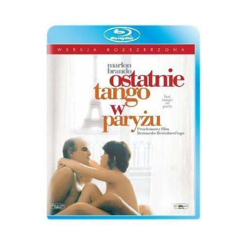 Ostatnie tango w Paryżu (Blu-ray) (5903570066580)
