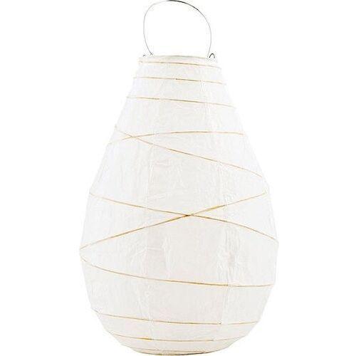 Lampion papierowy drop 30 cm