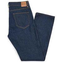 Spodnie - reserve 5-pkt denim pant rinse indigo (rinsin) rozmiar: 34x30 marki Brixton