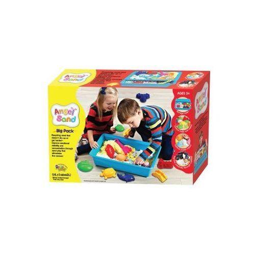 Zabawka magiczny piasek - big pack + darmowy transport! marki Donerland