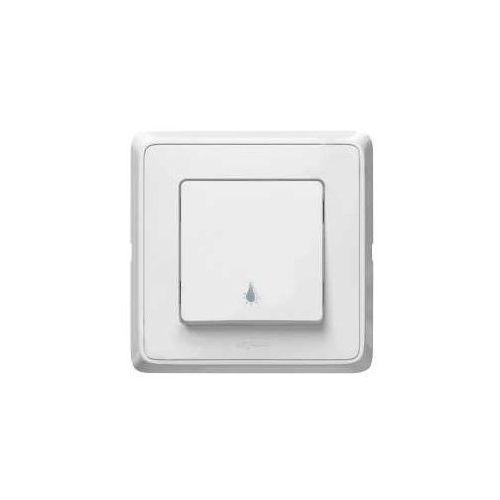 Cariva klawisz do przycisku /światło/ biały 773630 marki Legrand