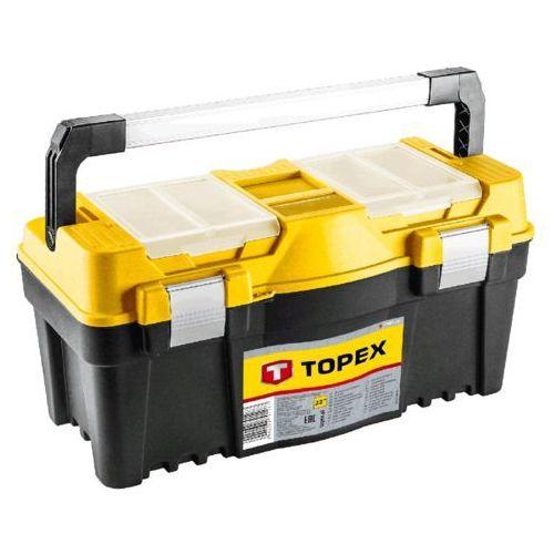 Topex Skrzynka narzędziowa 79r129 (60 x 29 x 33 cm)