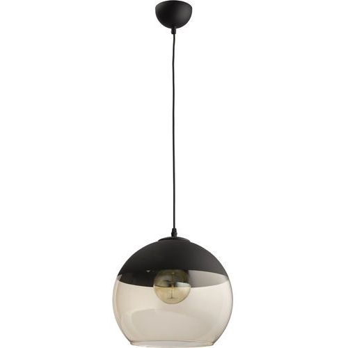 Tk lighting Żyrandol na drutu amber 1xe27/60w/230v (5901780523817)