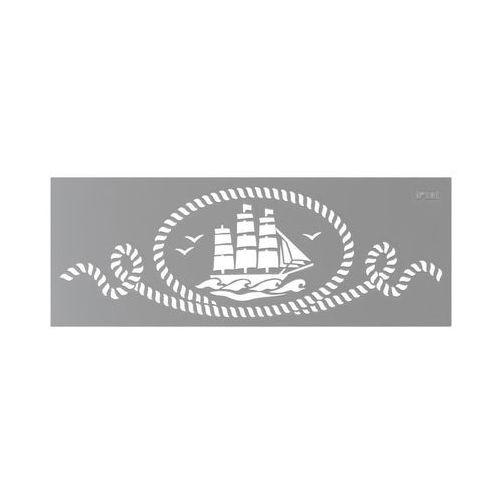 Szablon samoprzylepny STATEK M nr 131 JEGER (5902166631300)