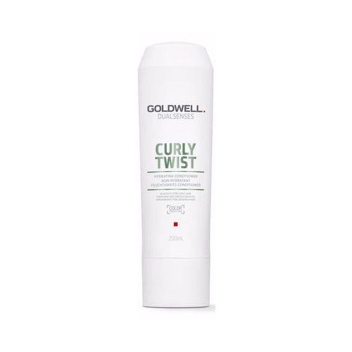 Goldwell dualsenses curly twist odżywka nawilżająca do włosów kręconych i po trwałej ondulacji (color protection) 200 ml (4021609061564)