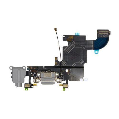 """Gsm-parts Złącze gniazdo ładowania lightning mikrofon hf audio iphone 6s 4.7"""" (czarny)"""