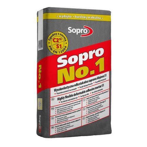 Sopro Klej odkształcalny no1 400 25 kg (4005734400214)