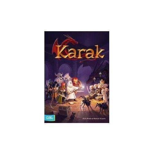Karak. gra rodzinna marki Albi