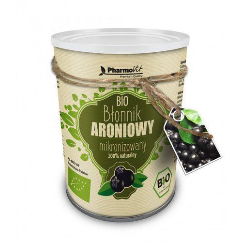 Błonnik pokarmowy aroniowy mikronizowany bio 120 g - pharmovit, marki Pharmovit (błonniki)
