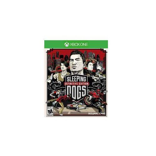 Sleeping Dogs (Xbox One)