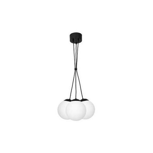 Milagro lima mlp6523 lampa wisząca zwis 3x40w e14 czarna