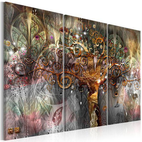 Artgeist Obraz - złote drzewo i