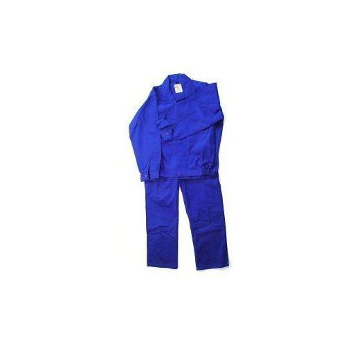 Ubranie robocze Master niebieskie