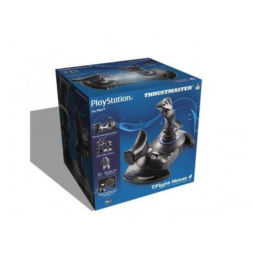 Thrustmaster Joystick t-flight hotas 4 official emea do pc/ps4 + war thunder starter pack