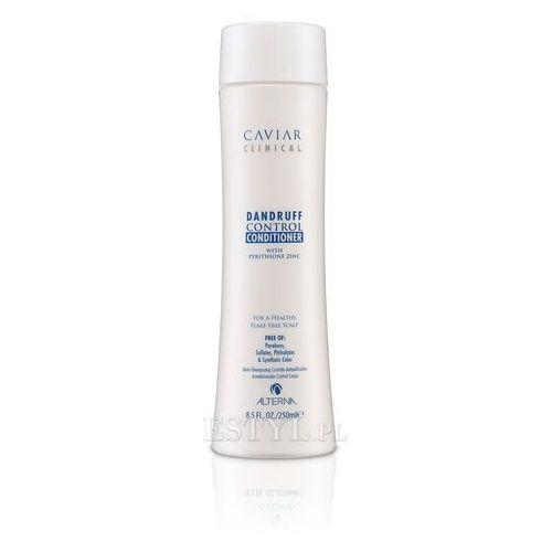 caviar clinical dandruff control - odżywka przeciwłupieżowa 250ml wyprodukowany przez Alterna