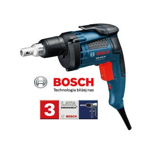 Bosch GSR 6-60 TE