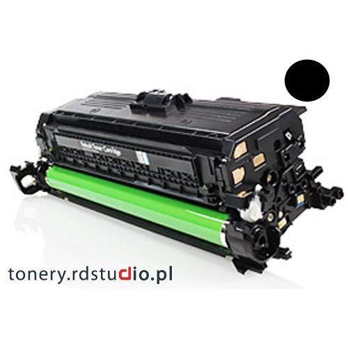 Toner do HP CP4025 HP CP4525 HP CM4540 - Zamiennik HP CE260A Black