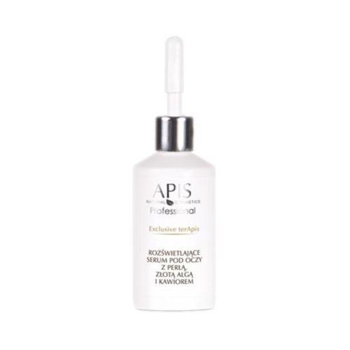 Apis exclusive terapis rozświetlające serum pod oczy z perłą, złotą algą i kawiorem (52105)