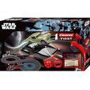 Samochód na baterie Star Wars, tor wyścigowy Carrera