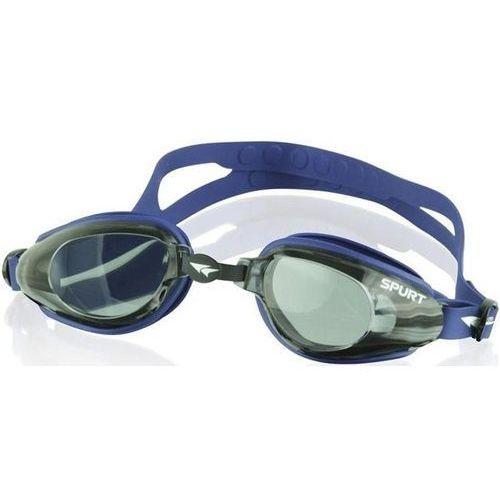 Okulary pływackie SPURT KOR-60 AF Granatowy