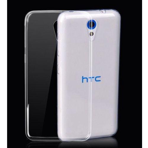 Obudowa Ultra Slim HTC Desire 620 Przezroczysta