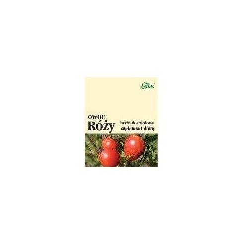 Flos Owoc róży herbatka ziołowa 50g