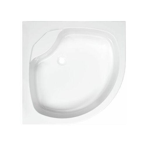 Sensea Brodzik do kabiny prysznicowej wysoki beta 80 x 80 x 25