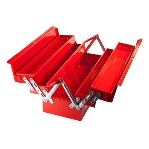 Proline Skrzynka narzędziowa metal 550mm 5 części - wysyłamy do 18:30 (5903755335555)
