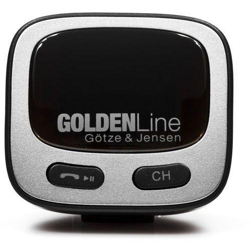 GÖtze & jensen Transmiter fm golden line ft002 + darmowy transport! (5902686239734)