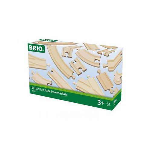 Brio zestaw torów, 16 elementów 33402