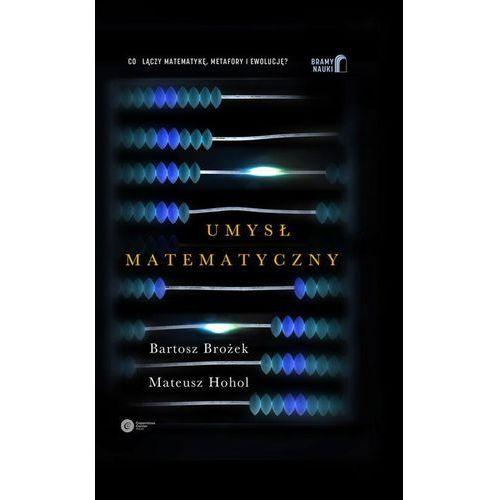 Umysł matematyczny - Dostawa zamówienia do jednej ze 170 księgarni Matras za DARMO, COPERNICUS CENTER PRESS