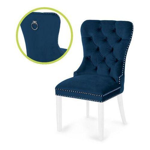 Atreve Krzesło madame ii niebieski/biały so263