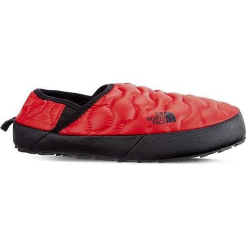 men's thermoball traction mule iv 090 shiny tnf red tnf black - kapcie męskie marki The north face